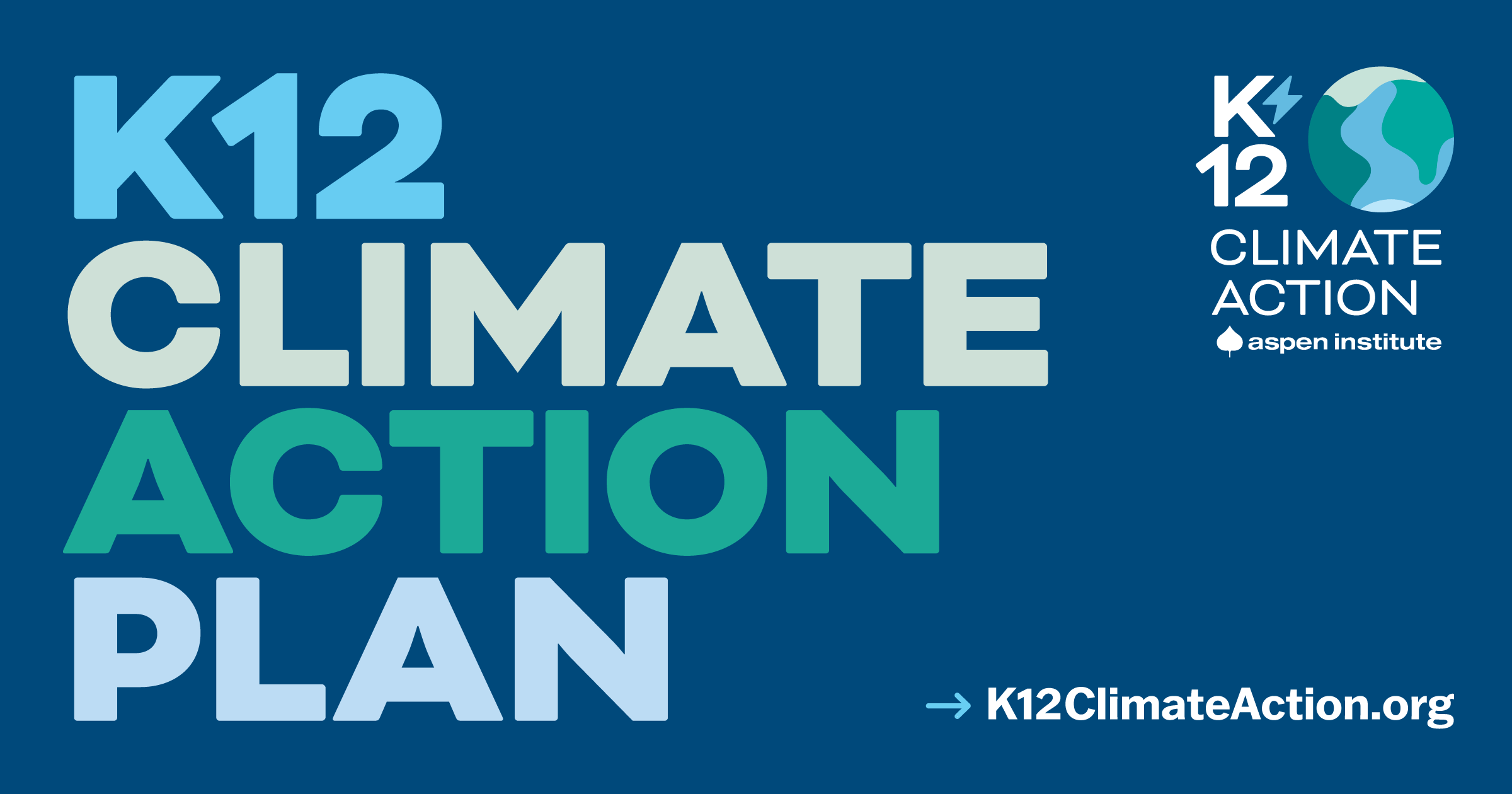 K12 Climate Action Plan Blog Post